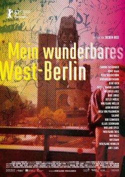 Mein wunderbares West-Berlin - Plakat zum Film