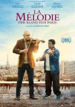 La melodie - Der Klang von Paris - Plakat zum Film