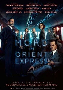 Mord im Orient Expres - Plakat zum Film