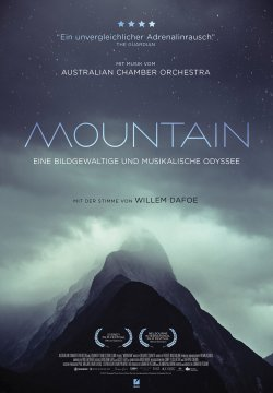 Mountain - Plakat zum Film
