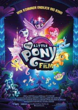 My Little Pony - Der Film - Plakat zum Film
