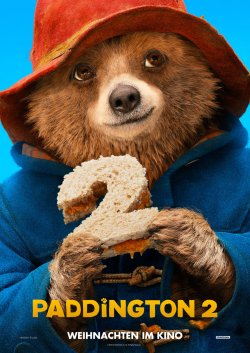 Paddington 2 - Plakat zum Film