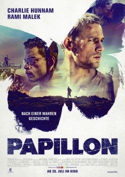 Papillon - Plakat zum Film