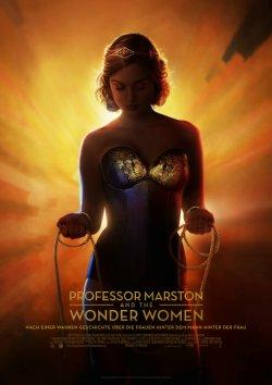 Professor Marston And The Wonder Women - Plakat zum Film