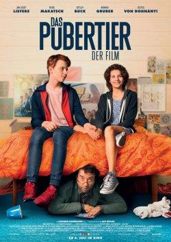 Das Pubertier - Der Film - Plakat zum Film