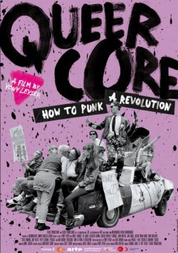 Queercore - How To Punk A Revolution - Plakat zum Film
