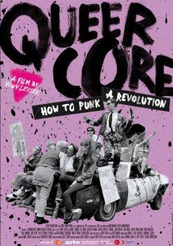 Queercore - How To Punk A Revolution - Plakat zum Film