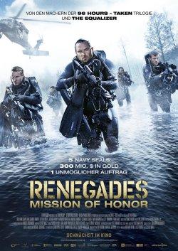 Renegades - Mission Of Honor - Plakat zum Film
