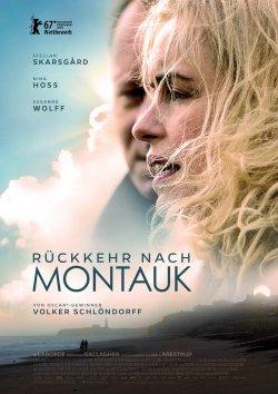 Rückkehr nach Montauk - Plakat zum Film