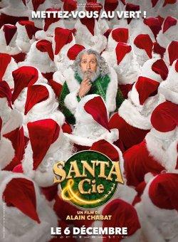 Santa und Co. - Plakat zum Film