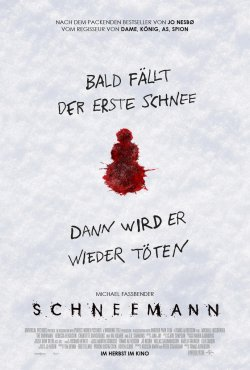 Schneemann - Plakat zum Film