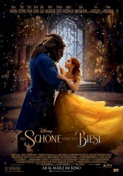 Die Schöne und das Biest - Plakat zum Film