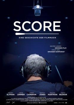 Score - Eine Geschichte der Filmmusik - Plakat zum Film