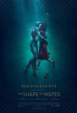 Shape Of Water - Das Flüstern des Wassers - Plakat zum Film