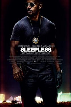 Sleepless - Eine tödliche Nacht - Plakat zum Film