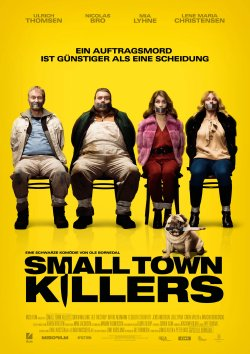 Small Town Killers - Plakat zum Film