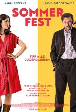 Sommerfest - Plakat zum Film
