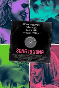 Song To Song - Plakat zum Film