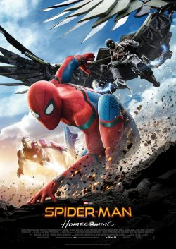 Spider-Man: Homecoming - Plakat zum Film