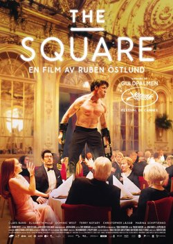 The Square - Plakat zum Film
