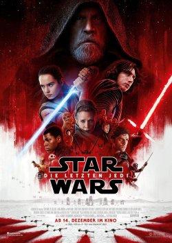 Star Wars: Die letzten Jedi - Plakat zum Film