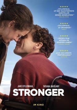 Stronger - Plakat zum Film