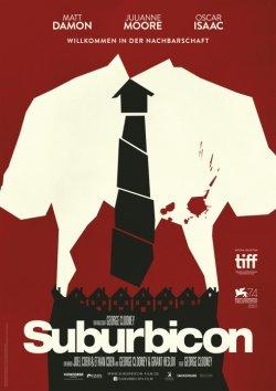 Suburbicon - Plakat zum Film