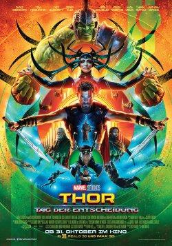 Thor: Tag der Entscheidung - Plakat zum Film