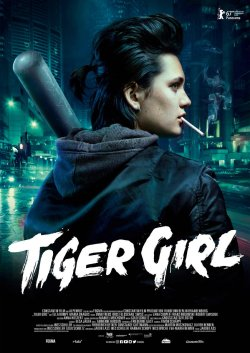 Tiger Girl - Plakat zum Film