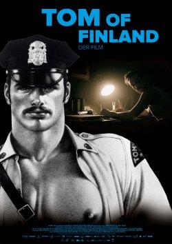 Tom Of Finland - Plakat zum Film