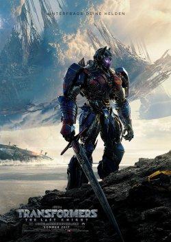 Transformers: The Last Knight - Plakat zum Film