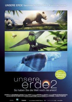 Unsere Erde 2 - Plakat zum Film