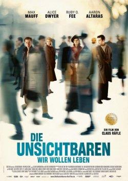 Die Unsichtbaren - Wir wollen leben - Plakat zum Film