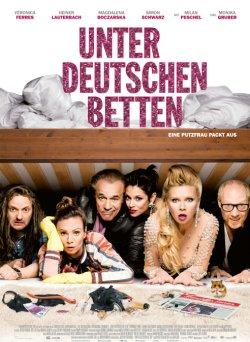 Unter deutschen Betten - Plakat zum Film