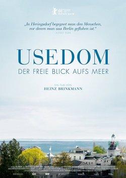 Usedom - Der freie Blick aufs Meer - Plakat zum Film