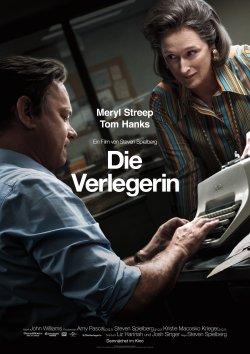 Die Verlegerin - Plakat zum Film