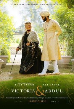 Victoria und Abdul - Plakat zum Film