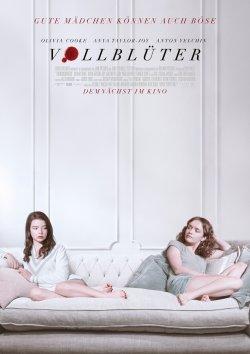 Vollblüter - Plakat zum Film