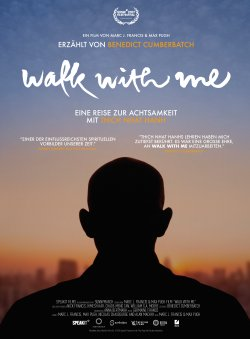 Walk With Me - Plakat zum Film
