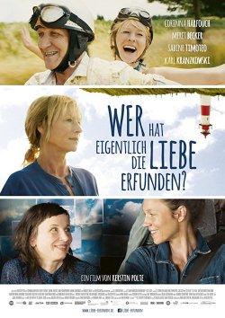 Wer hat eigentlich die Liebe erfunden - Plakat zum Film