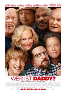 Wer ist Daddy? - Plakat zum Film