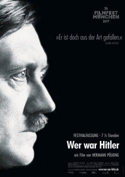 Wer war Hitler - Plakat zum Film