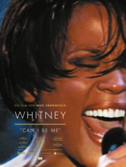 Whitney - Can I Be Me - Plakat zum Film