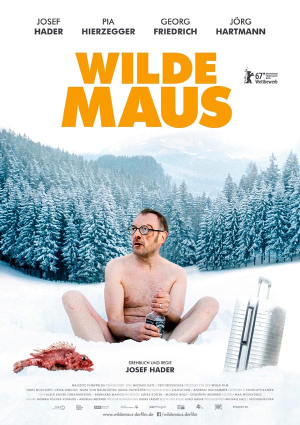 Wilde Maus - Plakat zum Film