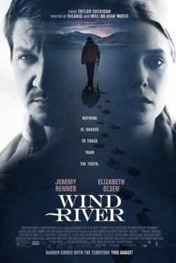 Wind River - Plakat zum Film