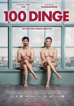 100 Dinge - Plakat zum Film