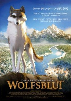 Die Abenteuer von Wolfsblut - Plakat zum Film