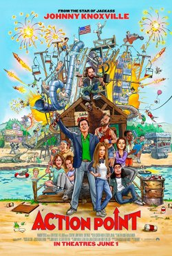 Action Point - Plakat zum Film