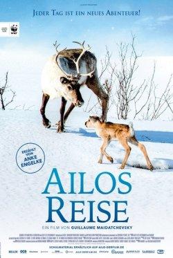 Ailos Reise - Große Abenteuer beginnen mit kleinen Schritten - Plakat zum Film