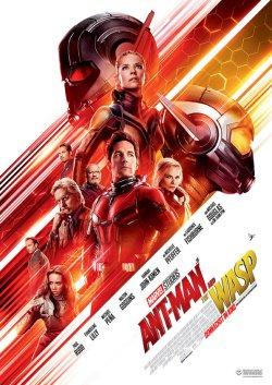 Ant-Man And The Wasp - Plakat zum Film